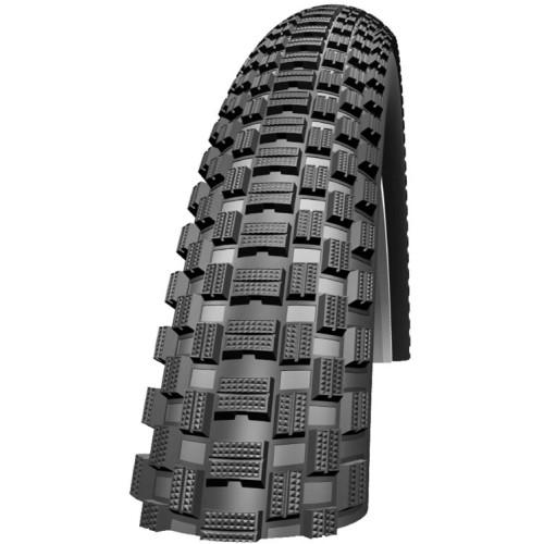 ADDIX Noir 57-507 24 in 2x Schwalbe Pneus Table Top Performance Fil