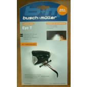 Phare avant LUMOTEC Eyc T senso plus IQ 50 Lux LICHT 24 Sensor  460D EV - Moyeu dynamo - fixation sur fourche