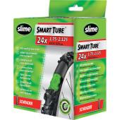 Chambre à air auto-obturante SLIME remplie de Slime 24x1.75/2.125 - valve Schräder 35 mm - ETRTO 47/57-507
