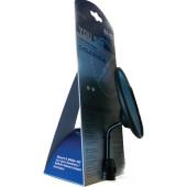 Rétroviseur BUSCH&MULLER Cycle star 903/3, fixation sur cintre et embout de guidon, diamètre 80mm