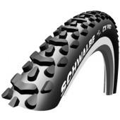 26x1.35 schwalbe CX PRO,  tringle rigide - ETRTO 35-559