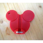 Clé à rayons en forme de tête de Mickey