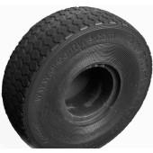 Bandage Plein Greentyre DUSK Heavy Duty Noir - 3.00-4 - 260x85 - largeur intérieure de jante 58 à 61 mm