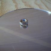 Ecrou molleté valve Presta
