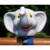 Poet poet klaxon de vélo petit éléphant