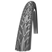 24x1.75 Schwalbe ROAD CRUISER PP noir HS377, tringle rigide - ETRTO 47-507