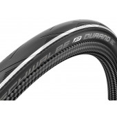 700x25C Pneumatique Schwalbe DURANO HS464 bandes blanches tringle souple - ETRTO 25-622