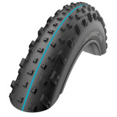 Pneumatique Fat Bike Schwalbe JUMBO JIM Snakeskin TubelessEasy - 26x4.00 - Tringle souple - ETRTO 100-559