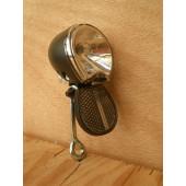 Phare avant Micro FF SPANNINGA Hdo, pour moyeu dynamo, fixation sur fourche; livré sans cartonnette