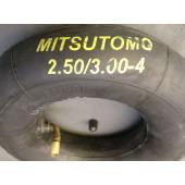 Chambre à air 2.50/3.00-4 - 260X85 -  JS87 - valve 90/90°