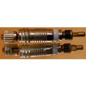 Mécanisme de valve Presta démontable Schwalbe