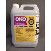 Bidon 5 litres OKO X-Treme Dirt Bike pour VTT - préventif anti-crevaison traitement de 27-35 roues de vélo
