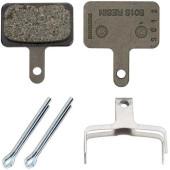 Paire de plaquettes de frein Shimano B01S Resin Organique