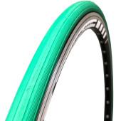 Pneu plein Greentyre RACER Vert - 700x20C - largeur intérieure de jante 12.5 à 14 mm - ETRTO 20-622