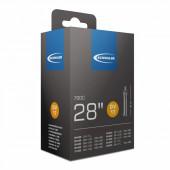 Chambre à air Schwalbe DV17  28p valve Dunlop (Hollandaise) - ETRTO 28/47-609/635