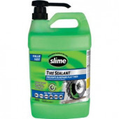 Gel préventif anti-crevaison Slime 3.79 litres - traitement pour motoculture / médical / industrie