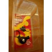 Blister brochable pour mettre en valeur vos articles sur un présentoir, grand format : 130x60x230mm