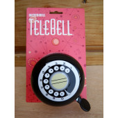 Sonnette Mirrycle Telebell black