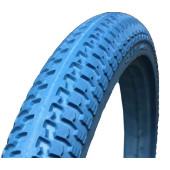 Pneu plein Greentyre TORNADO Bleu - 16x1.75 - largeur intérieure de jante 23 à 26 mm - ETRTO 47-305