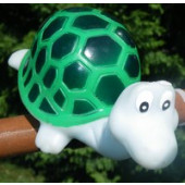 Poet poet klaxon de vélo petite tortue