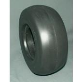 Bandage Plein Greentyre  ZUSC 9x3.50-4 - NOIR - pour jante largeur 59 à 62 mm